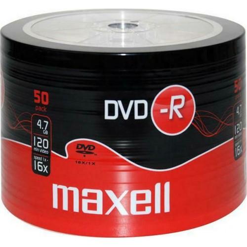 Maxell DVD-R 4.7GB 50τμχ