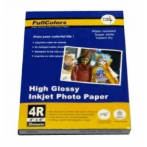 FullColors ΧΑΡΤΙ Premium Glossy 10 Χ 15 200 gr