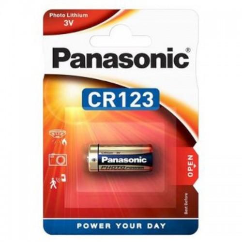 Panasonic Photo Power CR123 (1τμχ)