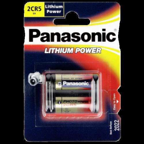Panasonic Photo Power 2CR5 (1τμχ)