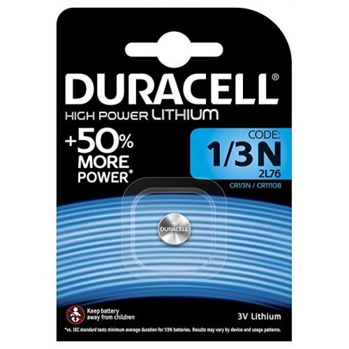 Duracell Μπαταρία Λιθίου CR1/3Ν