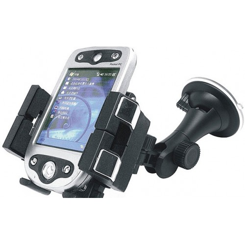 Universal car holder for PDA/MP4/PSP/GPS