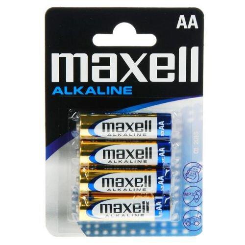Maxell Μπαταρία Alkaline LR6 AA (4τμχ)