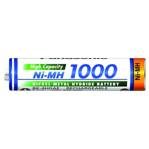 Panasonic Ni-MH AAA 1000mAh (4τμχ)