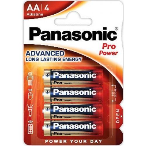 Panasonic Μπαταρία Pro Power AA (4τμχ)