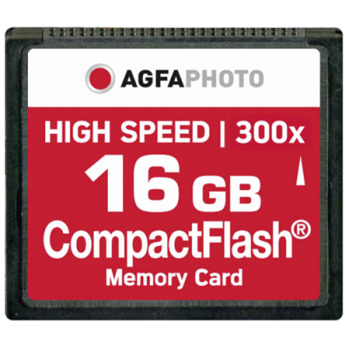 AgfaPhoto CF 16GB 300x High Speed