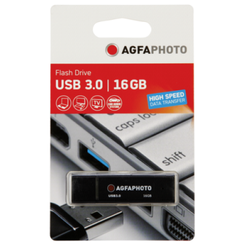 AgfaPhoto USB 3.0 16GB black