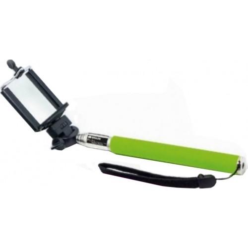 BRAUN Selfie Stick FUN light green 20272