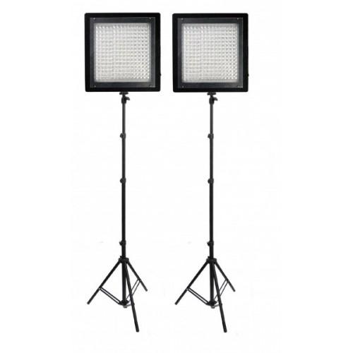 reflecta LED Studio Light RPL 306 Studiokit 20385