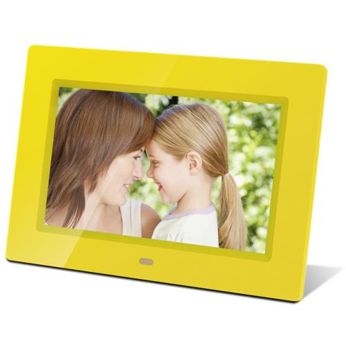 BRAUN DigiFrame 711 (yellow)