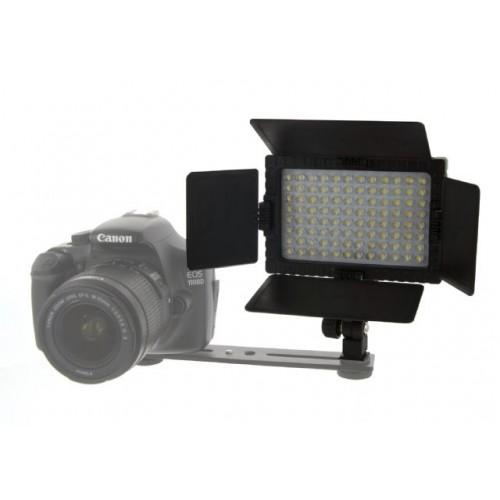 Falcon Eyes LED Lamp Set Dimmable DV-160V-K3 on Penlite