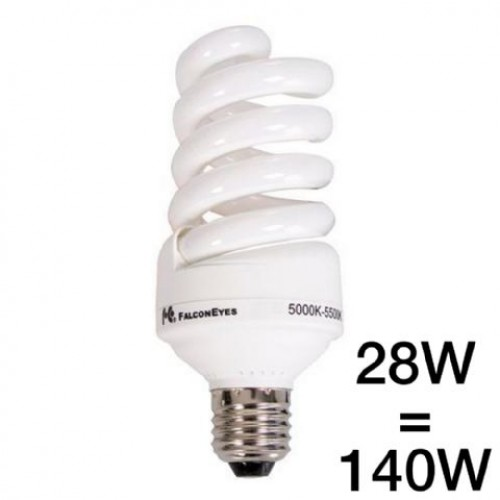 Falcon Eyes Daylight Lamp 28W E27 ML-28