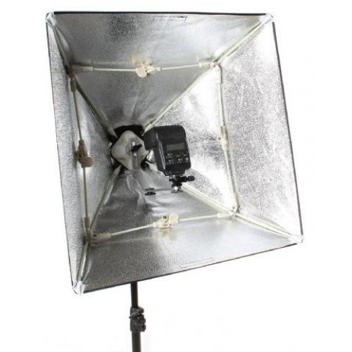 Linkstar Foldable Softbox SLSB-5050 for Camera Speedlite Flash Gun