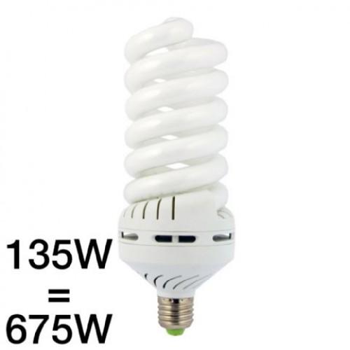 StudioKing Daylight Lamp 135W E27 ML-135