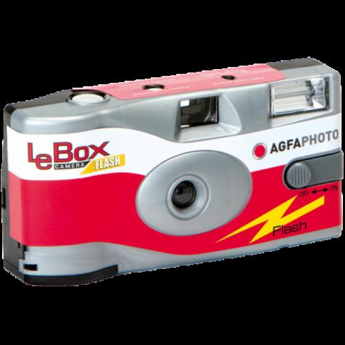 AgfaPhoto LeBox 400 27 Camera Flash