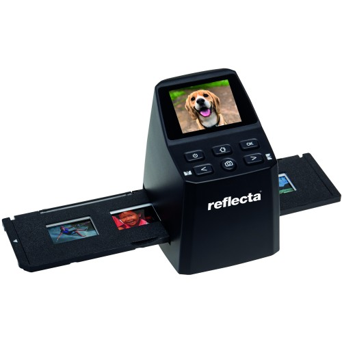 reflecta x22-Scan Film and Slide Scanner 64520