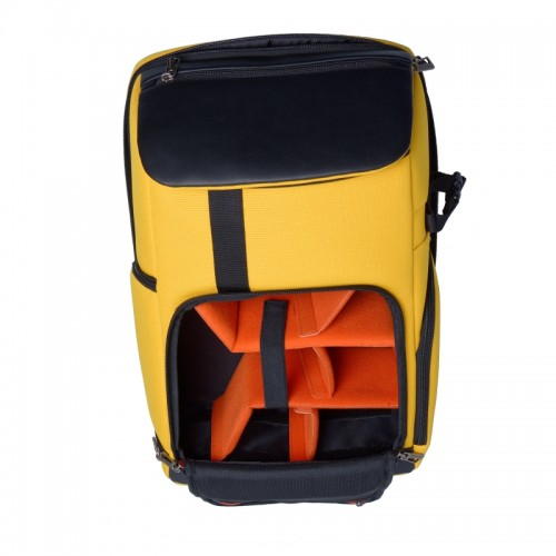 BRAUN Uluru daypack yellow