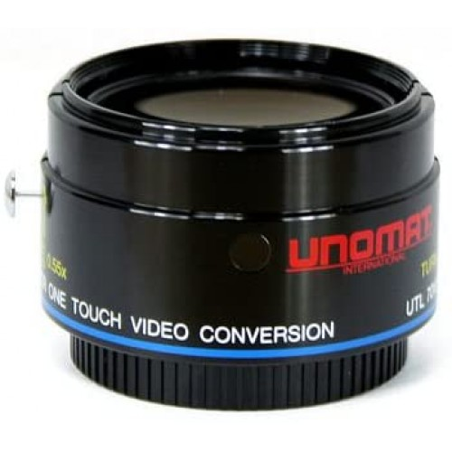 Unomat 7010 UTL Photo-Video Tele 1.5x-Wide 0.6x Converter 46-49-52mm