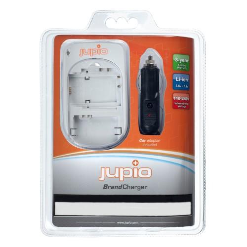 Jupio D/S charger for OLYMPUS/FUJI Batteries