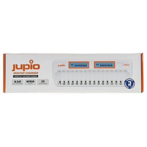 Jupio Master Charger 16x AA/AAA JBC0085