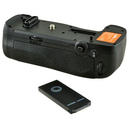 Jupio Battery Grip for Nikon D850 (MB-D18) + 2.4 Ghz Wireless