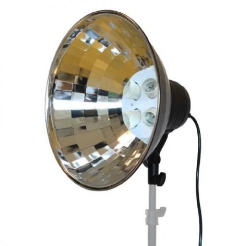 StudioKing Daylight Lamp FV-430 + Reflector 40 cm 572501