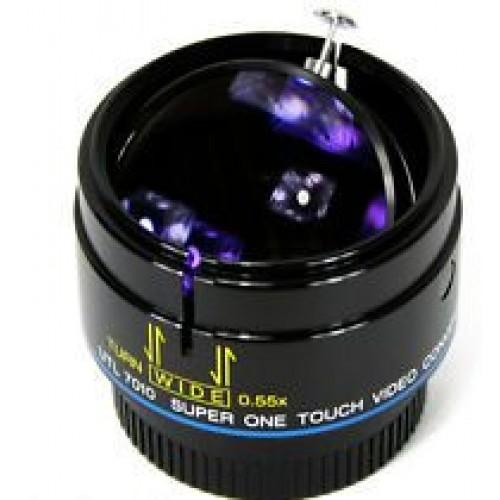 Unomat 7010 UTL Photo-Video Tele 1.5x-Wide 0.6x Converter 46-49-52mm