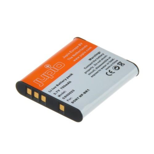 Jupio Μπαταρία NP-BK1 για Sony 750 mAh