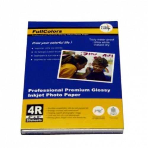 FullColors ΧΑΡΤΙ Premium Glossy 10 Χ 15 270 gr