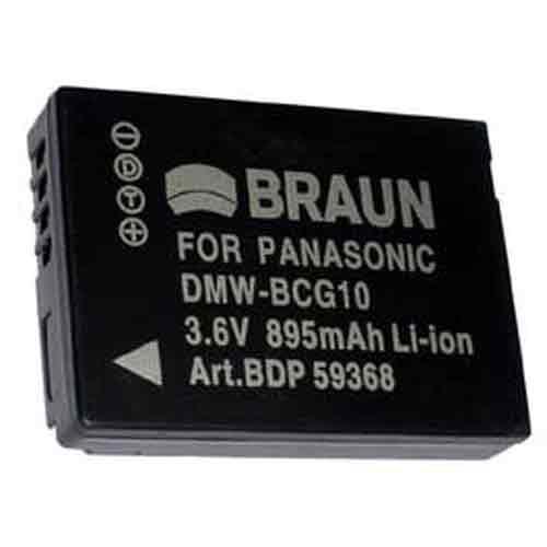 Braun Μπαταρία BP-DC7 για Leica 895mAh