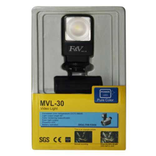 F&V Led video light MVL-30