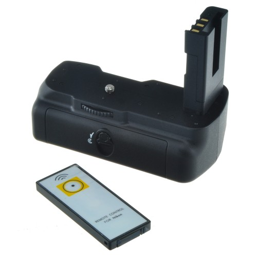 Jupio Battery Grip for Nikon D40/D40X/D60/D3000/D5000