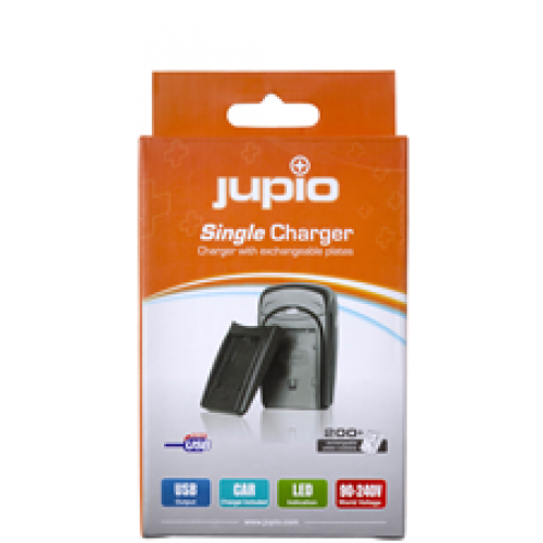 Jupio Single Charger για Μπαταρία GoPro Hero 4 A
