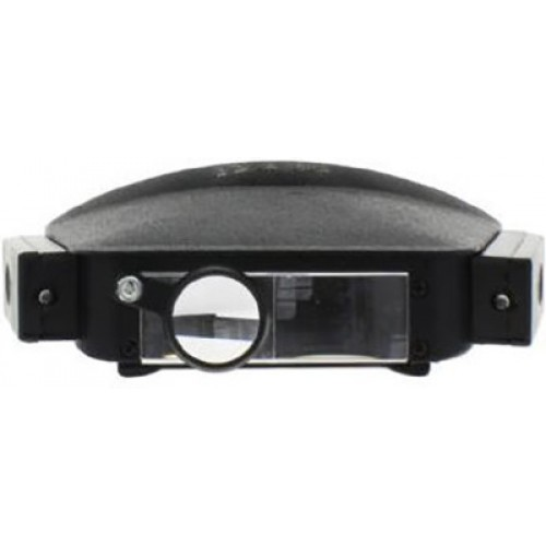 Benel Optics Head Magnifier with Light 185400
