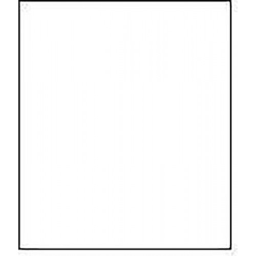 Falcon Eyes Background Paper 01 Arctic White 1.35x11 m