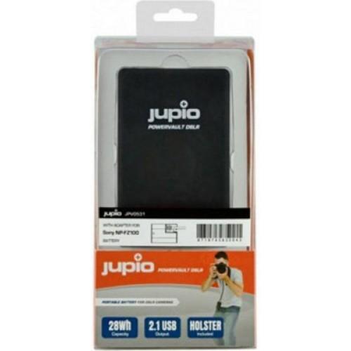 Jupio PowerVault DSLR NP-FZ100 28 Wh/5600mAh