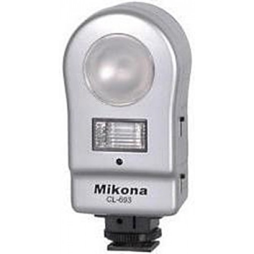 MIKONA CL 693 Digital Slave Flash With Video Light